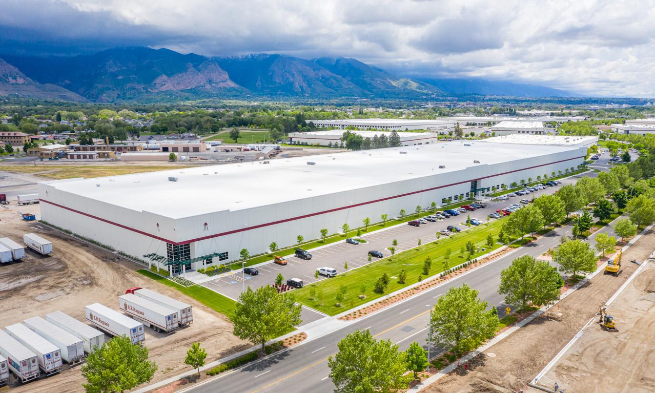 BDO 400 autoliv Ogden Industrial Building